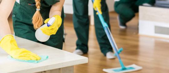 service de nettoyage de bureaux sur-mesure